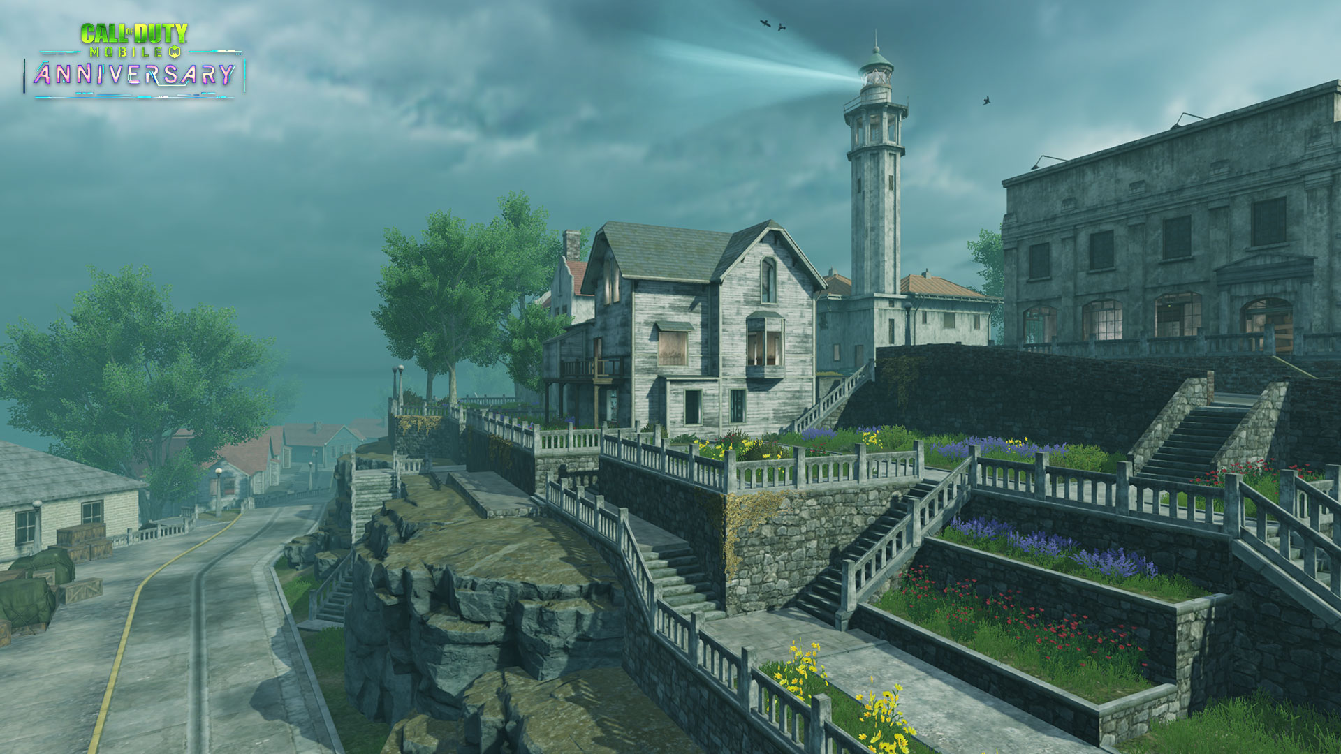 Alcatraz in Call of Duty Mobile – Overview and tips for the new battle royale map