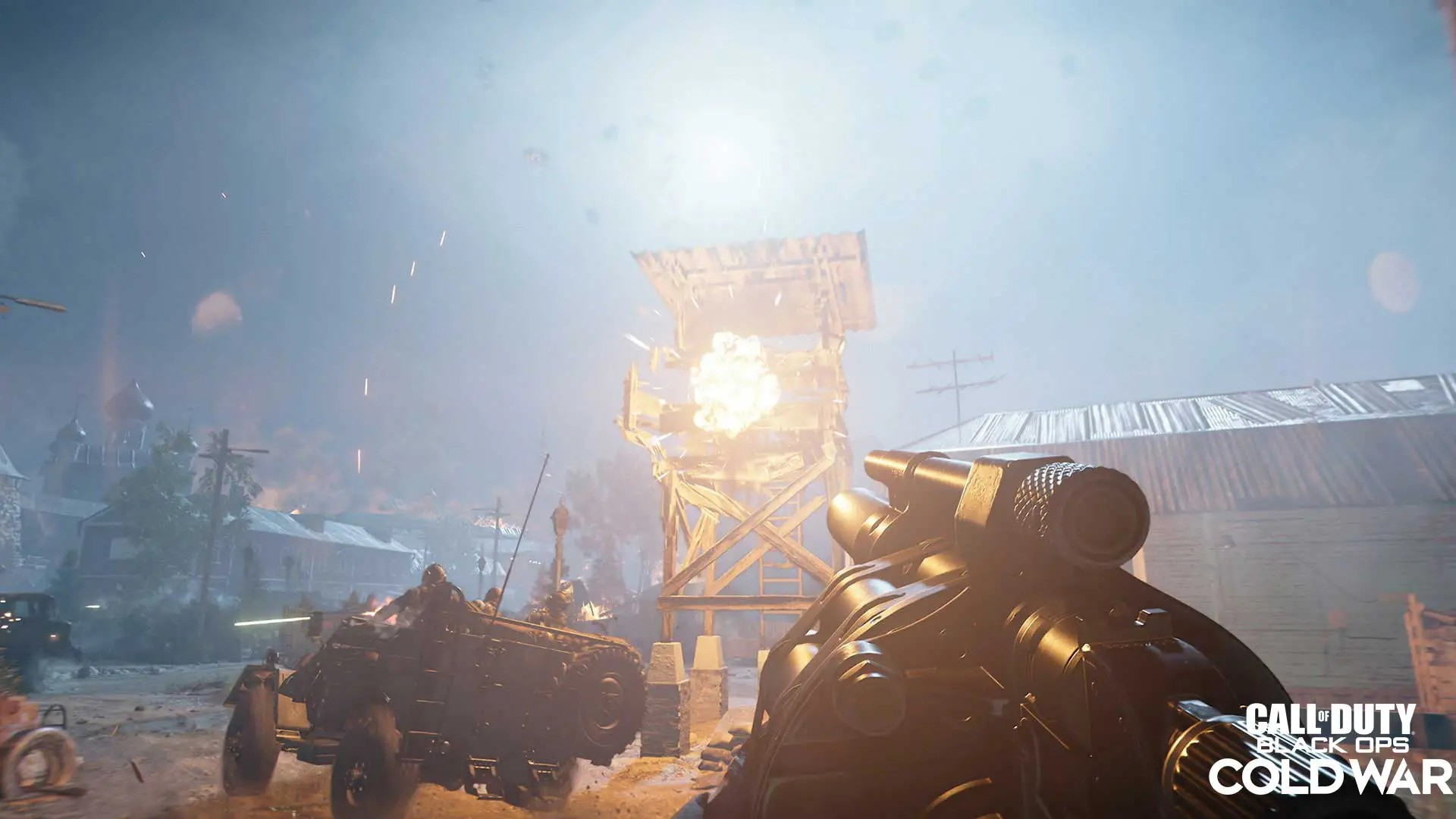 Black Ops Cold War & Modern Warfare loadouts to be accessible in Warzone